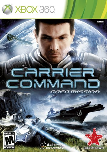 Carrier Command: Gaea Mission de Aksys Games