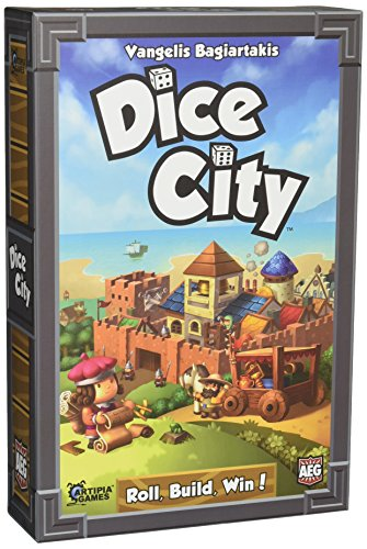 Dice City de AEG