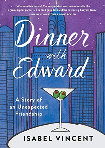 Dinner with Edward de Algonquin Books (division of Workman)
