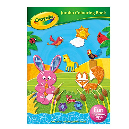 Alligator Products 2970/Cyju2 Crayola Jumbo Livre de coloriage de Alligator Products