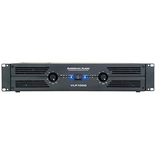 American Audio VLP1000 Amplificateur Power 500 W de American Audio