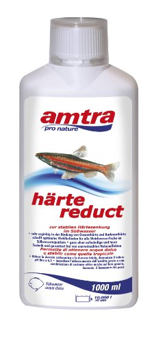 Amtra Hardness Reduct Traitement de l'Eau pour Aquariophilie 1000 ml de Amtra