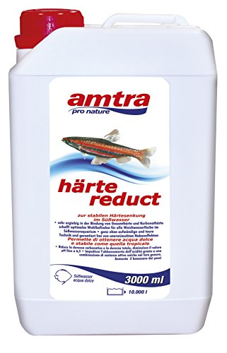 Amtra Hardness Reduct Traitement de l'Eau pour Aquariophilie 3000 ml de Amtra