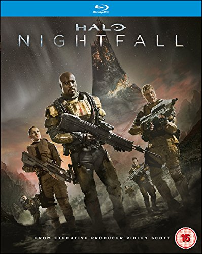 Halo: Nightfall [Blu-ray] [Import anglais] de Anchor Bay Entertainment