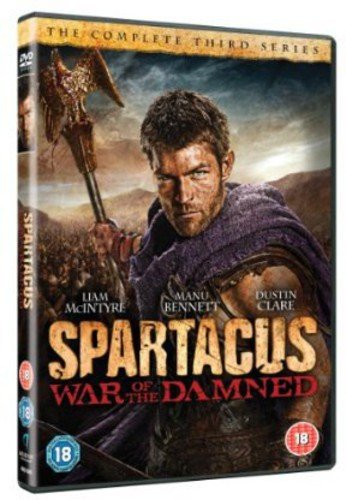 Spartacus:War of the Damned [DVD] [Import anglais] de Anchor Bay Entertainment