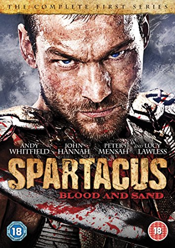 Spartacus: Blood and Sand [Import anglais] de Anchor Bay