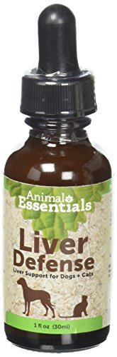 Animal Essential APAWTHECARY DANDELION/MILK THISTLE (Liver) For Dogs Cats 1 oz de Animal Essentials