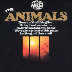 The Most Of The Animals [Import allemand] de Burdon, Eric & The Animals