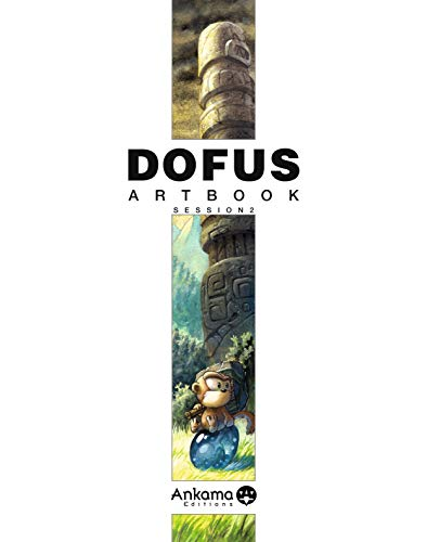 Dofus - Artbook Vol.2 de Ankama Editions