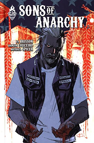 """Sons of Anarchy, Tome 3 :"" de Ankama éditions"