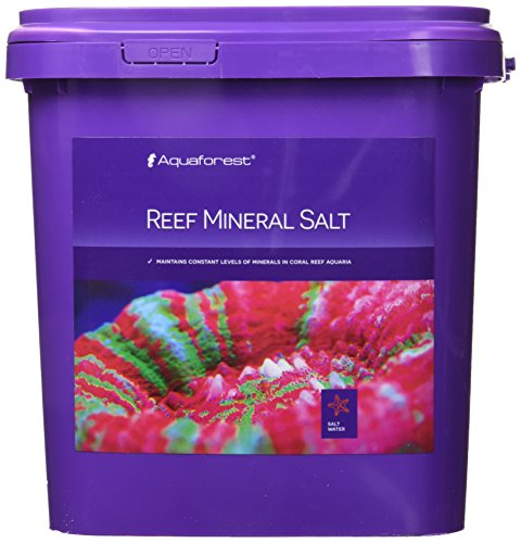aquaforest, Reef Mineral Salt 5000 gr de Aquaforest