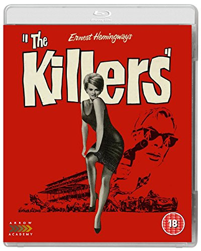 Killers. The [Edizione: Regno Unito] [Blu-ray] [Import anglais] de Arrow Video