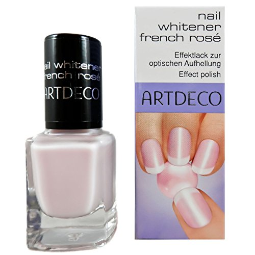 Artdeco Nail Whitener French Rose, 1er Pack (1 x 10 ml) de Artdeco