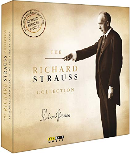The Strauss Collection (11 DVD) [box_set] de Arthaus Music