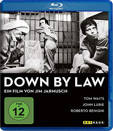 Down By Law [Blu-ray] [Import anglais] de Arthaus