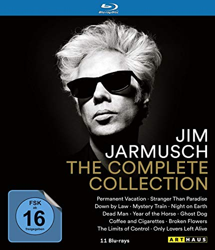 Jim Jarmusch-the Complete Collection [Blu-ray] [Import anglais] de Arthaus