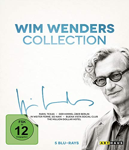 Wim Wenders Collection [Blu-ray] [Import anglais] de Arthaus