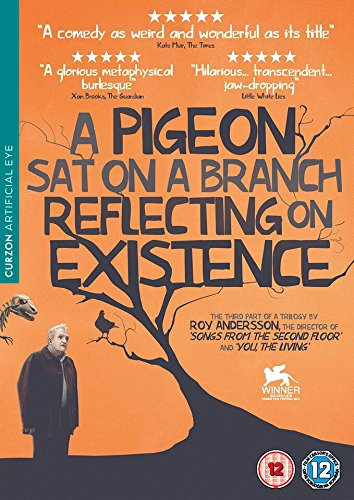 A Pigeon Sat On A Branch Reflecting Upon Existence [Edizione: Regno Unito] [Import italien] de Artificial Eye