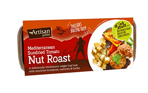 Artisan Grains | Nut Roast - Sundried Tomato | 1 x 200g de Artisan Grains
