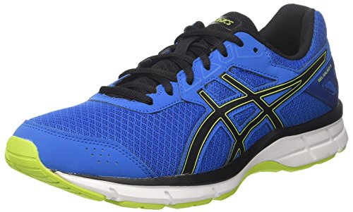 ASICS Gel-Galaxy 9, Chaussures de Running Homme, Multicolore (Directoire Blue/Energy Green/Black), 42 EU de ASICS