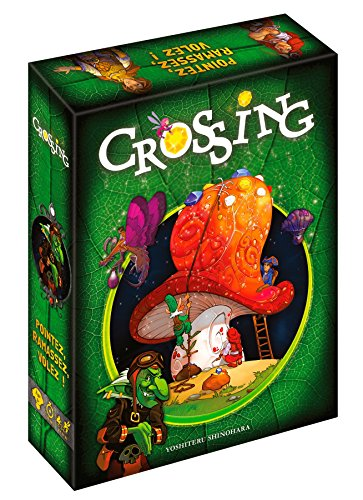 Crossing - English de Asmodee