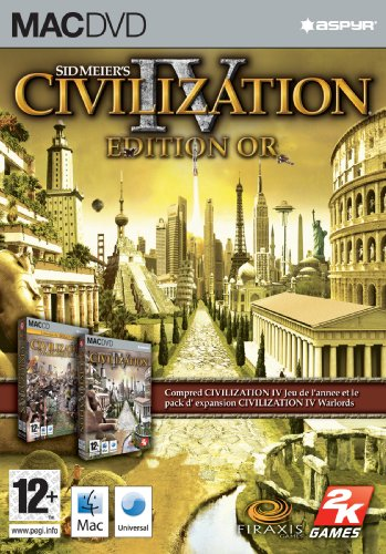Sid Meier's Civilization IV - Édition Or de Aspyr