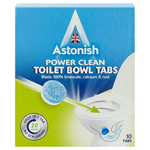 Astonish Toilet Bowl Cleaner (Tablets) by Astonish de Astonish