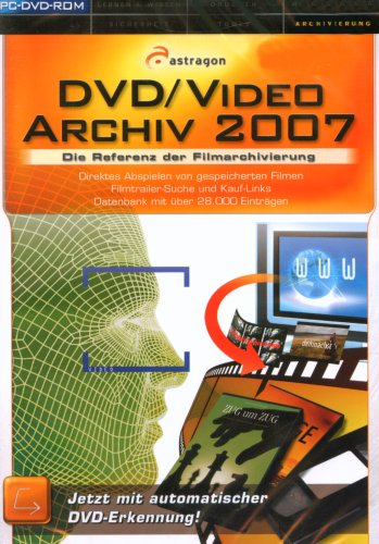 DVD - Video Archiv Edition 2007 [Import allemand] de Astragon