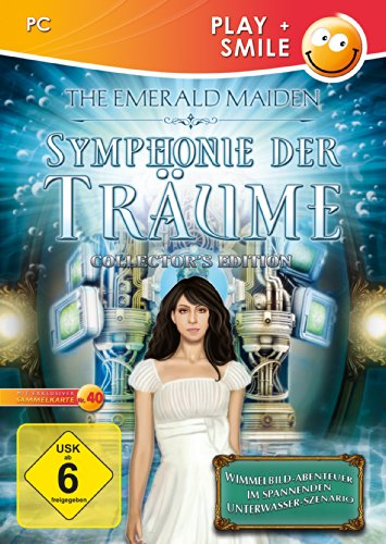 The Emerald Maiden : Symphonie der Treume - Collector's Edition [import allemand] de Astragon