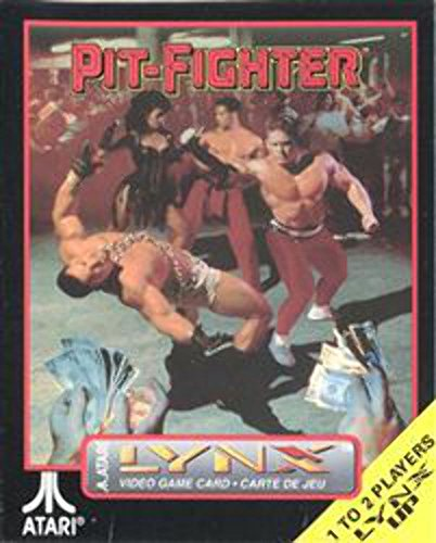 Pit fighter - Lynx de Atari Inc.