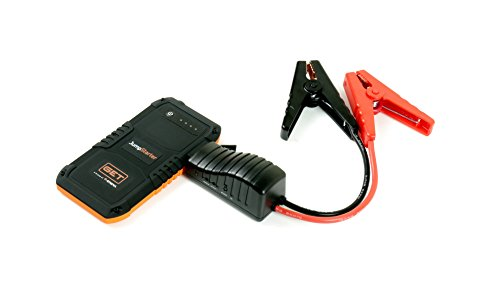 Mini booster de démarrage GET Jumpstarter + LED & batterie de GET
