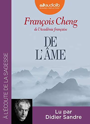De l'âme: Livre audio 1 CD MP3 de Audiolib