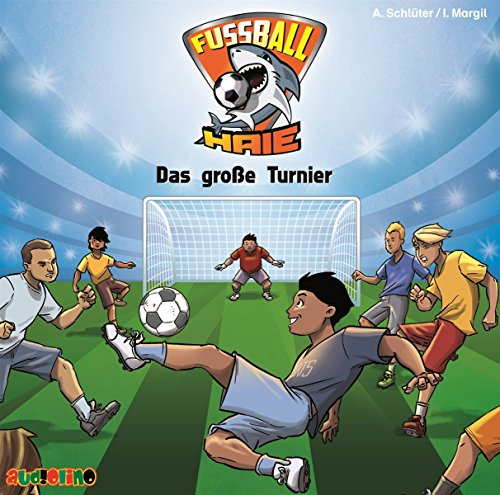 Fuball Haie: das Groe Turnier [Import Allemand] de Audiolino (Delta Music)
