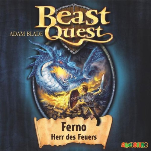 Beast Quest-Ferno,Herr des Feuers [Import] de Audiolino (Delta Music & Entertainment)