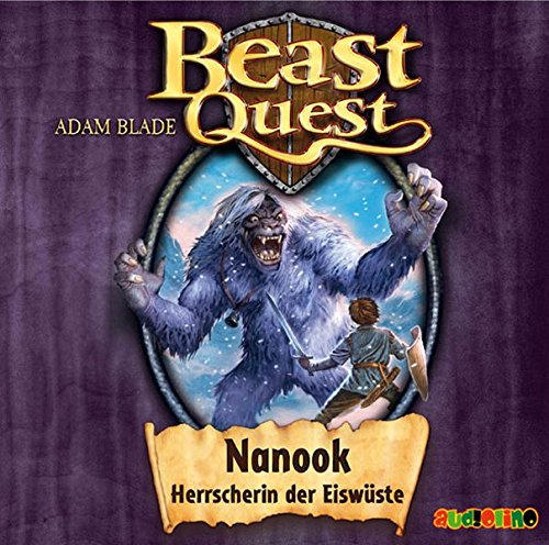 Beast Quest-Naook,Herrscherin der Eiswüste [Import] de Audiolino (Delta Music & Entertainment)