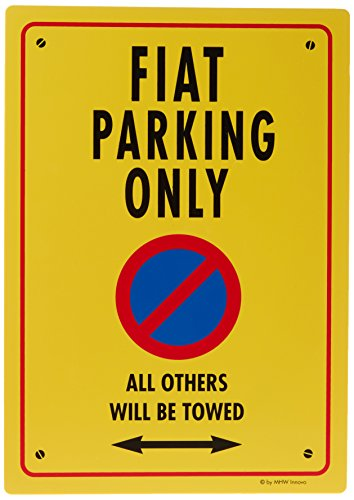 Parking Only FI de Autostyle