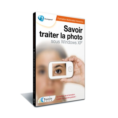 Formation Train'in, Savoir traiter la photo sous XP de Avanquest