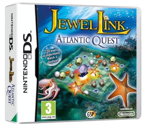 Jewel Link : Atlantic Quest [import anglais] de Avanquest