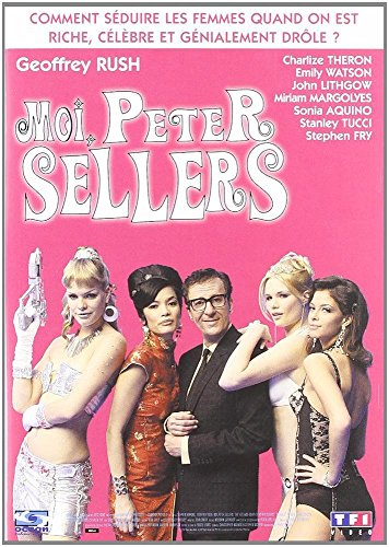 """Moi, Peter Sellers"" de Aventi Distribution"
