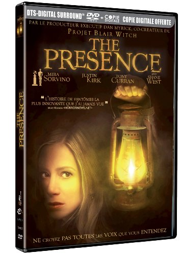 The Presence [DVD + Copie digitale] de Aventi Distribution