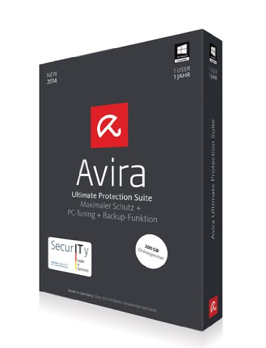 Avira Ultimate Protection Suite 2014 - 1 User [import allemand] de Avira
