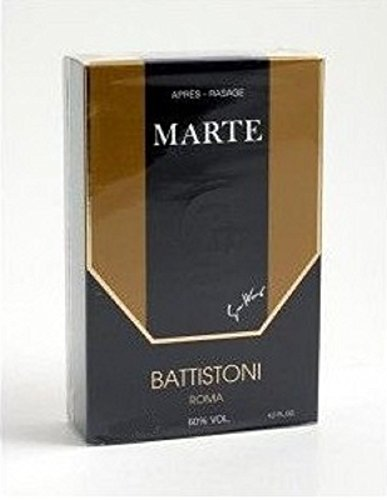 marte after shave après-rasage 30 ml vaporizzatore de BATTISTONI