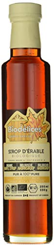 Biodelices Sirop d'Érable Bio 250 ml de Biodelices