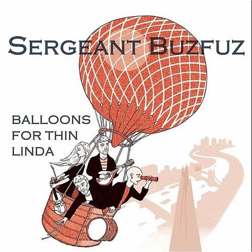 Balloons for Thin Linda [Import USA] de BLANG RECORDS