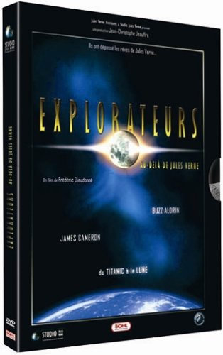 Explorateurs, au-delà de Jules Verne - Coffret collector 2 DVD de BQHL