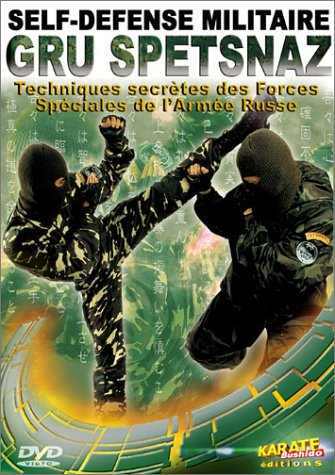 Gru Spetsnaz - Self Defense de BQHL