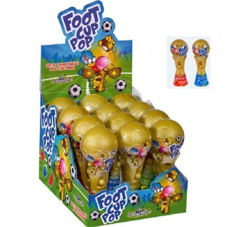 foot cup pop sucette de BRABO