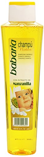 Enfants Camomille Shampooing 600ml de Babaria