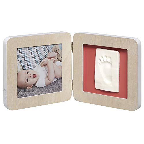Baby Art 3601091300 My Baby Touch Print Frame rond scandinave Multicolore de Baby Art