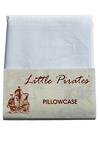 Brand New Baby Cot Bed Pillow Case 60 x 40 - 100% Cotton - White de BabyCentre